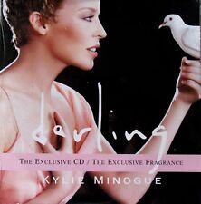 KYLIE MINOGUE * DARLING * UK EXCLUSIVE 5 TRK PROMO CD * HTF! * SHOWGIRL LIVE