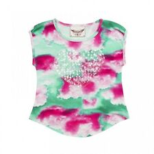 Paper Wings Girls Tank Top Clouds Size 7 Brand New