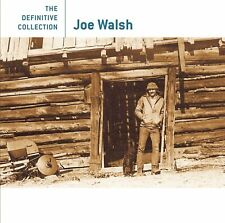 Joe Walsh - The Definitive Collection (2006)  CD  NEW/SEALED  SPEEDYPOST