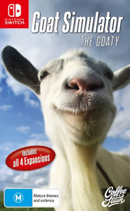 Goat Simulator The Goaty Switch Game NEW