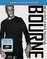 Jason Bourne (5 Film) Collection Blu-Ray Nuovo Blu-Ray (8309613)