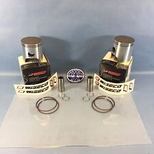 NEW POLARIS 440 LIQUID COOLED STD BORE WISECO PISTON SETS 2001-2007 IQ XCR PRO X