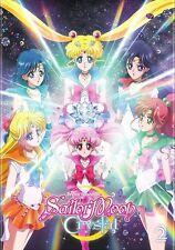 Sailor Moon Crystal: Set 2 (DVD,2017)