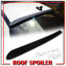 Painted FOR Mercedes Benz CLA-class C117 W117 4DR Rear Roof Lip Spoiler PUF