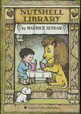 Nutshell Library (Mini) by Maurice Sendak