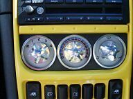 Heater Control Knobs - Polished MK1 - MGF/MGTF