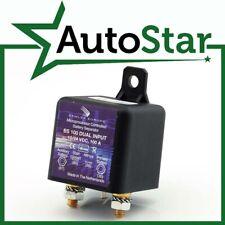 Leisure Battery Voltage Sensing Intelligent Split Charge Relay VSR12/24V 100A
