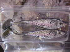 "(1) 2 Pack Reaction Strike 6"" Dingalings in California Trout for Big Game Fish"