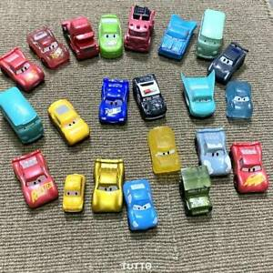 10x  Pixar Car Ooshies Mcqueen Red Truck Figures Pencil Topper Toy Random