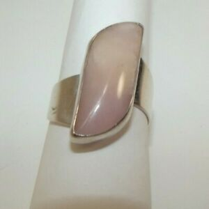 Desert Rose Trading Sterling Silver Gemstone Ring   SIZE 8