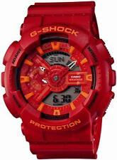 CASIO G-Shock  G Shock  Hyper Colors X-Large GA-110HC Red  Neu & Ovp  - Hc Rot