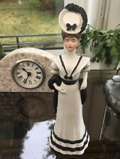 VINTAGE WEDGWOOD, THE HYDE PARK COLLECTION, LAVINIA Edwardian Lady Figurine