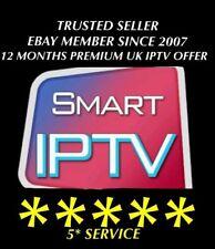 3 mes IPTV * mejor en eBay * zgemma MAGbox Android Apple Smart Tv Firestick este