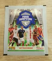 Panini 1 Tüte Superstars World Cup Euro WM EM Bustina Pochette Sobre Pack Packet