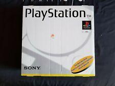 PLAYSTATION 1 PS ONE PSX CONSOLE NUOVA MAI USATA FONDO DI MAGAZZINO RARISSIMA!!!