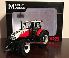 MARGE MODELS 1/32 SCALE STEYR 6300 TERRUS CVT MODEL TRACTOR  **NEW**