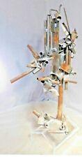 Vintage Robert Kuntz Abstract Welded Steel SCulpture Indiana Mid-Century Modern