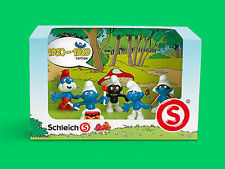 41255 - Schlumpf-Set 1960-1969 limited edition - mint in box !