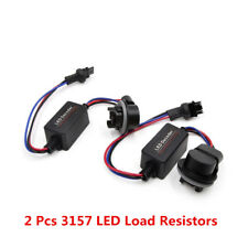 2pc 3157 4157 Load Resistor For Switchback LED Turn Signal Light Hyper Flash Fix