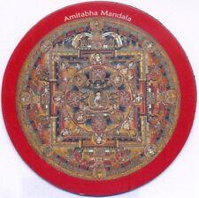 Magnet AMITABHA MANDALA ~ Kühlschrankmagnet ~ Pin (1420)