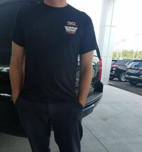 Dale Earnhardt Chevrolet 30th Anniversary T-Shirt