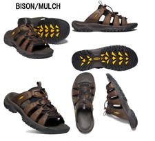 Keen Targhee III Slide Bison/Mulch Men's sizes 7-15/NEW!!!