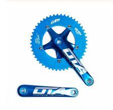 48T Racing OTA MTB Crankset Single Speed Track Bicycle Fixed Gear bike Cranks