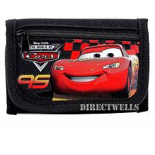 Disney Car Black Wallet