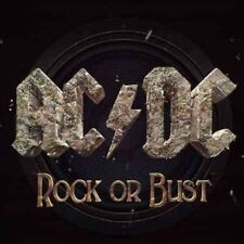 Ac/dc - Rock Or Bust CD Columbia