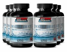 Lower Blood Pressure - Water Away Pills 700mg - Reduce Water In The Body 6B