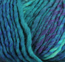 100g Balls - Katia Montezuma - Green Blue Multi-coloured - #121