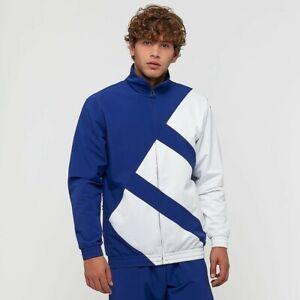 Adidas Originals Men's  EQT Bold Tracksuit Top Full Zip Trackie Jacket BNWT UK S