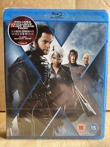 X-Men Trilogy Blu-ray New As9l