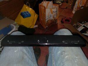 Power A 091002 Nintendo Wii Ultra Wireless Sensor Bar (Black)  tested working