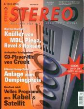 Stereo 2003/04 (Traum Boxen Von Piega)