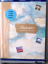 US Commemorative Album Cloudscapes Pane of 15  37 cent postage stamps  NIB