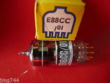 E88CC/01  GOLD PINS EX MILITARY   NEW OLD STOCK VALVE TUBE  M15