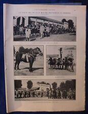 ILLUSTRAZIONE ITALIANA - N. 40 / 1923 - MOSTRA ZOOTECNICA CREMONA