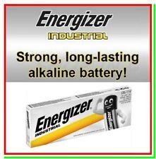 batterie ENERGIZER INDUSTRIAL pile AA stilo AAA ministilo alcaline