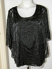 Myers Autograph Ladies batwing sleeve top RR$79 Size 14 really 18 #SundayMarket