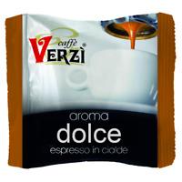150 CIALDE ESE 44 MM FILTRO CARTA CAFFE VERZI MISCELA DOLCE