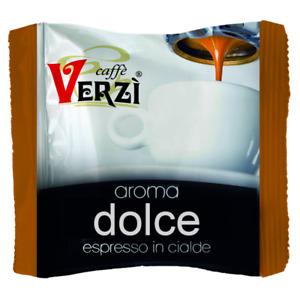 1200 Dosettes Ese 44 MM Filtre Papier Café Verzi Mélange Douce