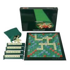 Spiele Original Scrabble Kompakt Legespiele Kinderspiele SPielzeug DE Hot