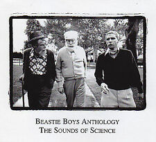 THE BEASTIE BOYS (ANTHOLOGY - SOUNDS OF SCIENCE 2 CD SET SEALED + FREE POST)