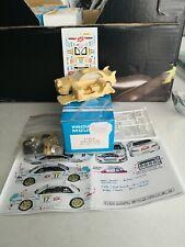 PROVENCE MOULAGE KIT 1/43 - K1424 SUBARU IMPREZA WRC MONTE 99 PANIZZI