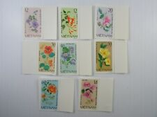 1980  Viet Nam SC #1098-1105 FLOWERS  MNH stamps