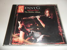 CD Kenny G-Miracles the HOLIDAY Album