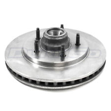 Disc Brake Rotor and Hub Assembly Front Parts Master 125689