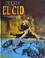 EERIE Presents EL CID Hardcover 1st Edition Warren