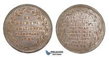 AA585, Belgium, Brabant Token 1790 (Ø33, 12.2g) by Berckel, Flanders Return of F